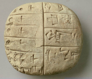 Mathematical Tablets from Ebla